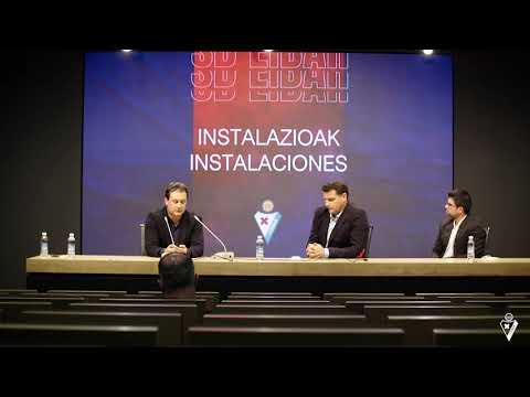 Oinarrizko Futbolaren Aurkezpena 2021-2022   #EIBAR