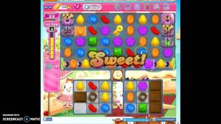 Candy Crush Level 875 help w/audio tips, hints, tricks