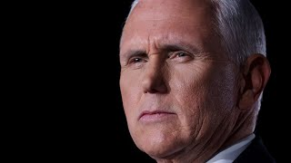 video: Mike Pence warns voters: 'You won't be safe in Joe Biden's America'