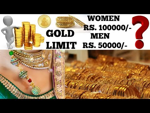 HOW MUCH GOLD CAN I BRING TO INDIA? CHECK YOUR LIMIT    EPISODE 11   HINDI