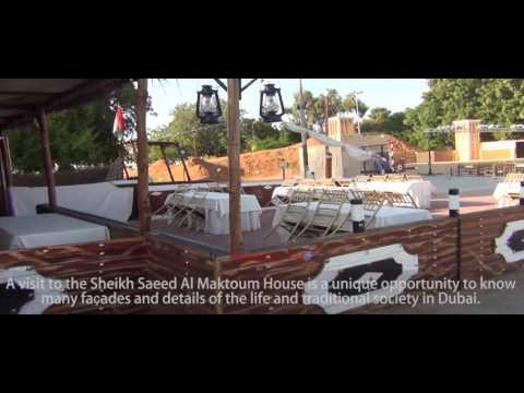 DUBAI'S FIRST RULER'S HOUSE – TRAVEL TV