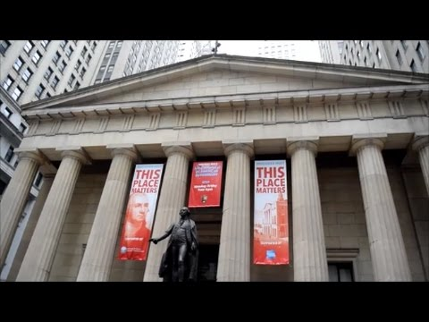 Wall Street Walking Tour - New York City