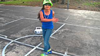 "BABY KAELY ""STAY IN SCHOOL!"" AMAZING NOW 8 YEAR OLD KID RAPPER"