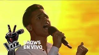 """Shows en vivo #TeamMontaner: Irvin canta """"No importa la dist..."""