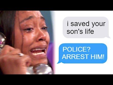 """r/Entitledparents """"I saved your son's life"""" """"POLICE? ARREST HIM!"""" Funny Reddit Stories"""