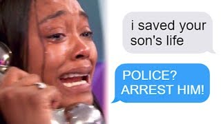 "r/Entitledparents ""I saved your son's life"" ""POLICE? ARREST HIM!"" Funny Reddit Stories"