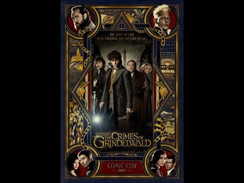 Fantastic Beasts and the Crimes of Grindelwald 3D