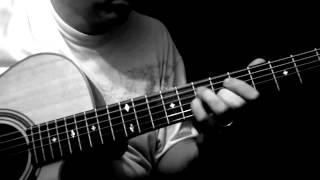 Miss You (Rolling Stones) x Diego Ruiz - fingerstyle acoustic guitar instrumental - tab