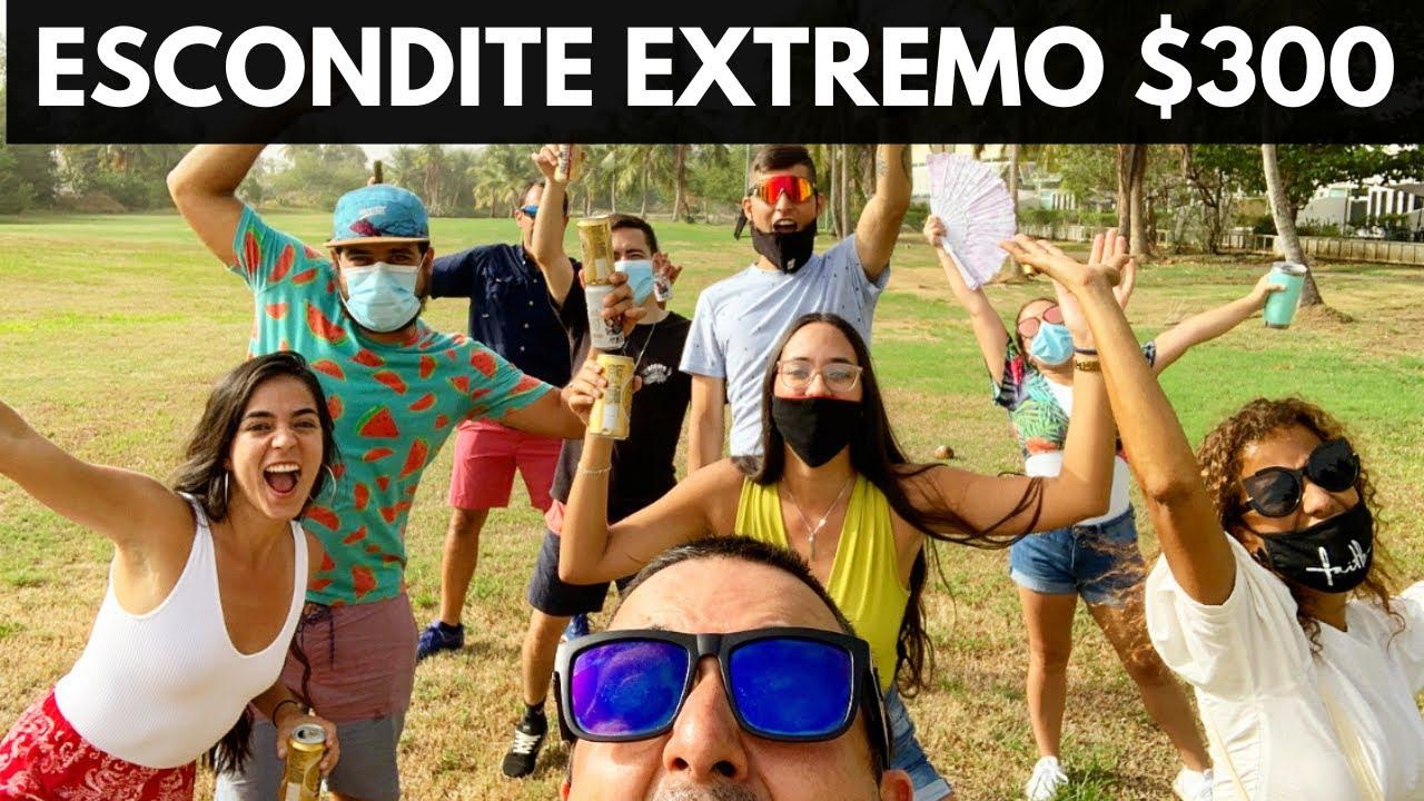 JUEGO ESCONDITE EXTREMO POR $300   VLOG 144   Alejandro Gil