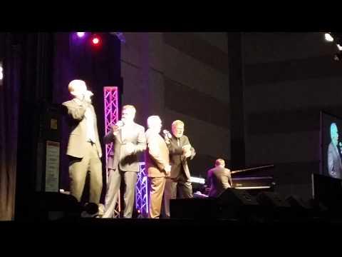Memphis Quartet Show - Gold City Reunion