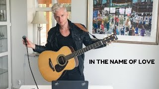 Martin Garrix & Bebe Rexha - In The Name Of Love Cover by Alex Alexander