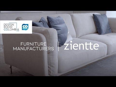 Zientte, Furniture Manufacturers | Design Room Colombia