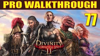 Divinity: Original Sin 2 Walkthrough Tactician Part 77 - Level 12 Business