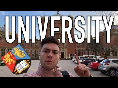 A DAY IN THE LIFE OF A UNIVERSITY STUDENT | UNIVERSITY OF BIRMINGHAM