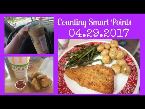 what-i-ate-today-counting-smart-points-on-weight-watchers!-(04.29.2017)