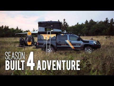 S4E1: Built for Adventure