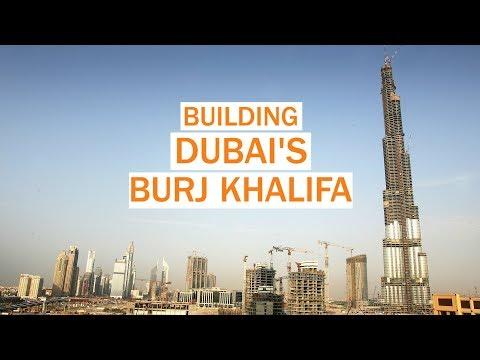 The construction facts behind Dubai's Burj Khalifa [2019]
