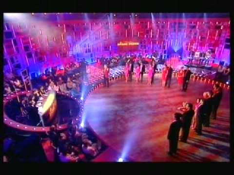 Fosse Routine - BBC Strictly Dance Fever 2006 - Group Routine