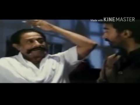 Thevar magan best scene and bgm music....