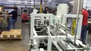 Seidl's Bindery: Bobst Fuego Inline Folding/Gluing Machine