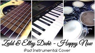 Zedd & Elley Duhè - Happy Now (Instrumental iPad Cover)  Piano Star