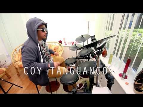 KAMIKAZEE - HALIK (TOWER SESSIONS) DRUM COVER BY COY TANGUANCO