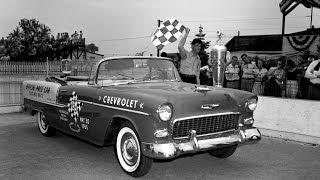 #166. Легендарные автомобили - Chevrolet Bel Air Convertible