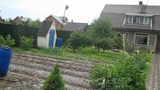 Природные аномалии на даче (эксклюзивное видео июнь 2012)(Лучшие мероприятия на http://denisluch.com., 2012-06-08T21:40:37.000Z)