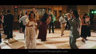 Jade Chynoweth and Cj Salvador wedding dance