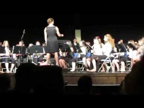 Roar - Jefferson Township Middle School Select Band