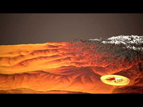Himalayas 3D flytrhough