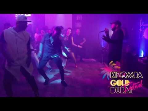 Viva angola party - Kizomba GOLD Dubai Festival (RePlay) 2017