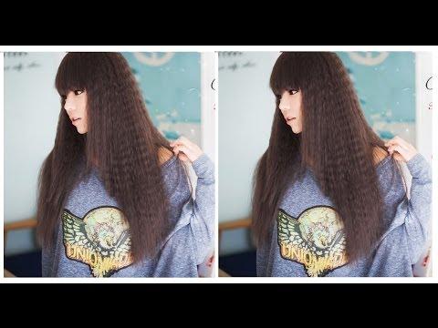 Hairstyles - Cách Bấm Tóc Đẹp Không Cần Dụng Cụ