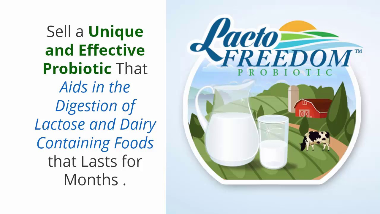 Sell Lacto-Freedom Probiotic