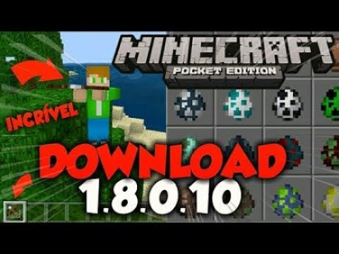 download minecraft v 1.8 0.10