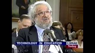 Technology in Education House Committee 10/12/95 (1 of 3) (VPRI 614 1)