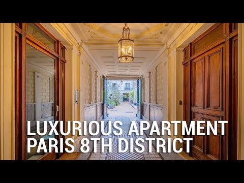 Charming apartment for sale in the 8th arrondissement of Paris - fully renovated – Ref.: 106044TMA75