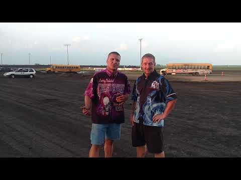 Britt Iowa Hancock County Speedway