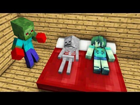 Zombie Life: Boxing - Minecraft Animation