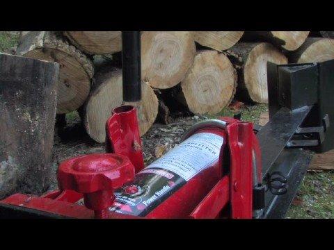 manual log splitter canadian tire