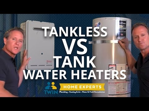 Tankless vs Tank Water Heater: Pros and Cons