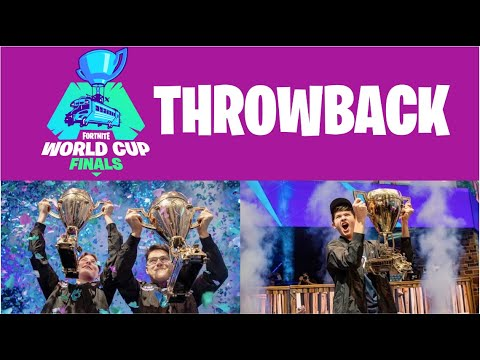 Fortnite World Cup 2019 REWIND   A Throwback   See You Again (ft. Wiz Khalifa & Charlie Puth) from YouTube · Duration:  3 minutes 57 seconds