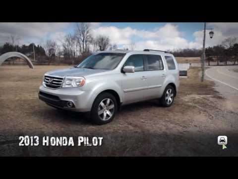 2013 Honda Pilot Review - LotPro