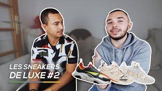 LES SNEAKERS DE LUXE : UNE ARNAQUE ? 🤔#2 (AVEC JEREMIE MASUKA !)