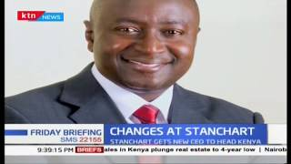 Kariuki Ngari appointed as new Chief Executive Officer of Standard Chartered of the Kenya