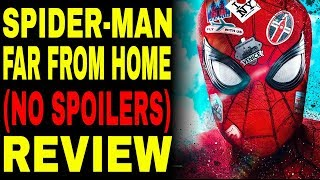 Spider-Man Far From Home Review (NO SPOILERS)