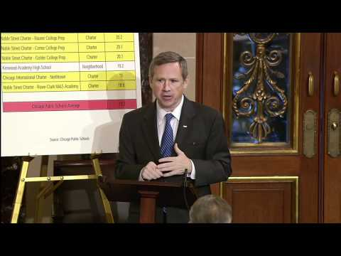 Senator Kirk Talks Education Policy and Charter Schools