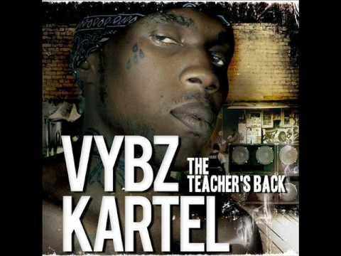 Vybz Kartel - Buss My Gun (The Teacher's Back) (2008)