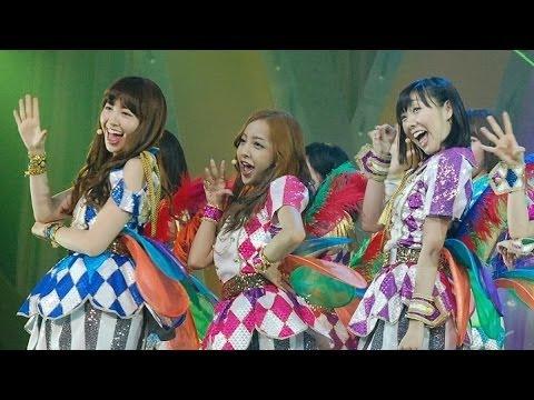 �野�美・篠田麻里�らOG�次々ステージ� 『KYORAKU SURPRISE FESTIVAL 2014�スペシャルステージ