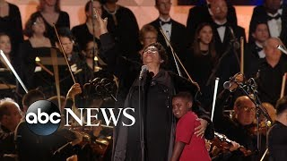 Baixar The moment Aretha Franklin stepped in for Pavarotti